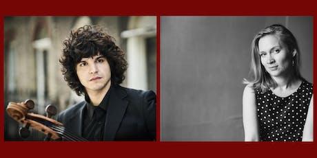 Jamal Aliyev & Maria Tarasewicz - Strike-a-Chord Recitals tickets