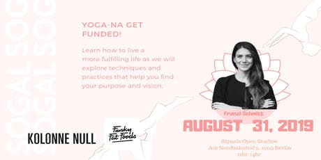 Yoga-nna Get Funded tickets