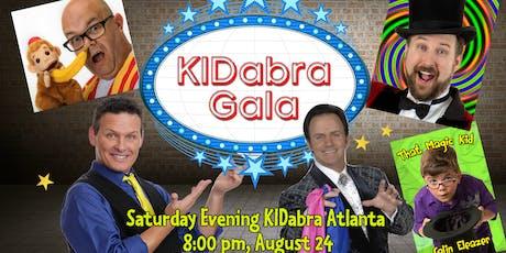 KIDabra Gala Show 2019 tickets