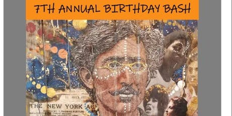 T. Thomas Fortune Foundation & Cultural Center 7th Annual Birthday Bash tickets