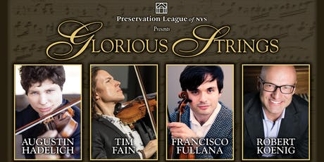 Glorious Strings tickets