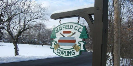 Mayfield Curling Club Fall 2019 New Curler Clinic (6 session clinic)