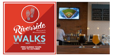 Riverside Craft Pub Walk tickets