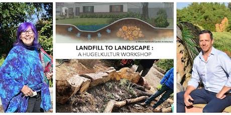 Landfill to Landscape in Altadena, CA: Hands-on Hugelkultur Workshop tickets
