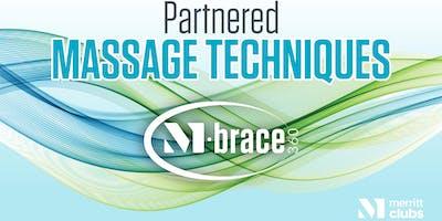 Partnered Massage Techniques - Towson