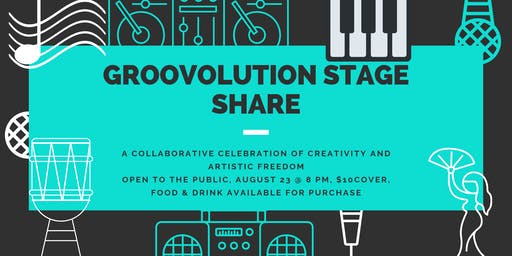 Groovolution Stage Share