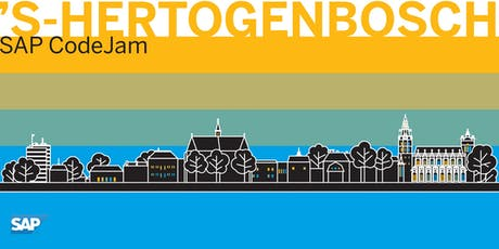 SAP CodeJam 's-Hertogenbosch tickets