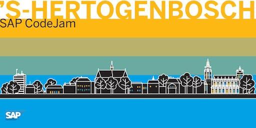 SAP CodeJam 's-Hertogenbosch