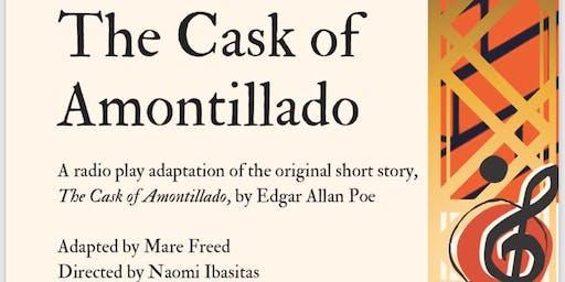 """The Cask of Amontillado"" at VOX POP"