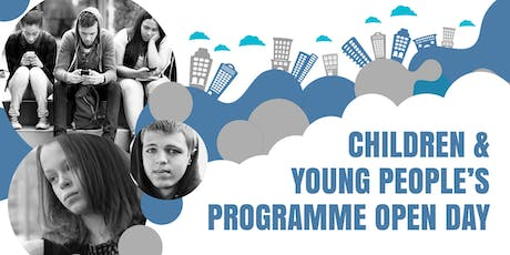 Children & Young People's Programme - Open Day  tickets