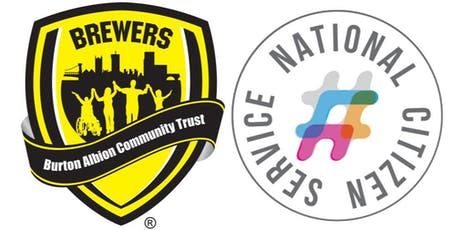 Burton Albion Community Trust - NCS Graduation Wave 1 Summer 2019 tickets