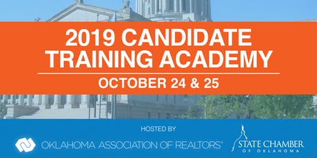 2019 Candidate Training Academy tickets