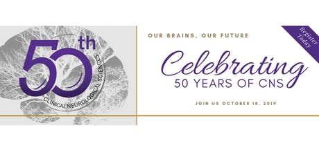 Our Brains, Our Future: 50 Years of CNS tickets
