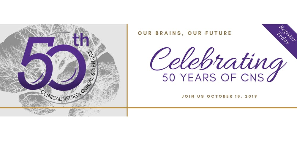 Our Brains, Our Future: 50 Years of CNS