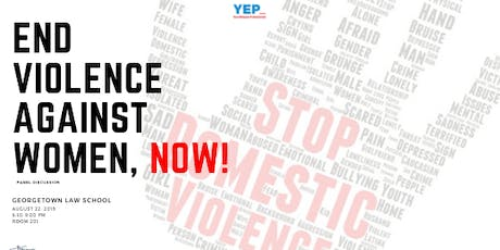 End Violence Against Women, Act Now tickets