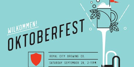 Royal City Presents: Oktoberfest! tickets