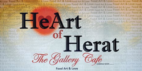 Heart of Herat - Sharing Afghani Culture Through Food, Music & Storytelling tickets
