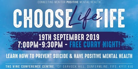 Choose Life Fife tickets