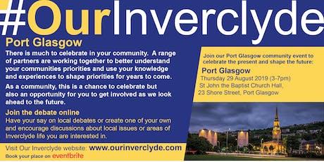 Port Glasgow Locality Event tickets