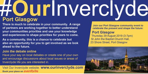 Port Glasgow Locality Event