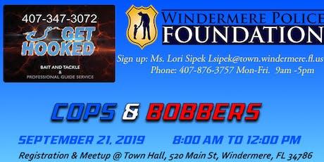 Cops & Bobbers tickets