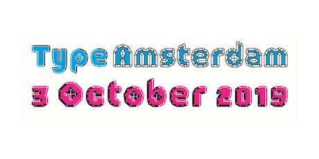 TypeAmsterdam 2019 tickets