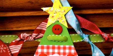 Family Learning - Christmas Crafts - Mansfield Woodhouse Library tickets