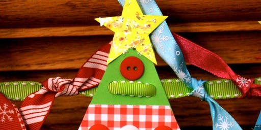 Family Learning - Christmas Crafts - Mansfield Woodhouse Library