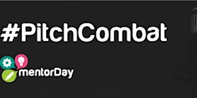 Pitch Combat: evento de networking para emprendedores.