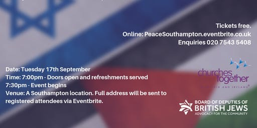 Invest in Peace - Southampton 2019