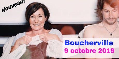 Boucherville 9 octobre 2019 Le couple - Supplémentaire billets