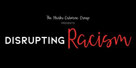 Disrupting RACISM - NYC tickets