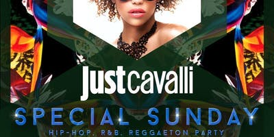 Domenica 18 Agosto| Milano| Just Cavalli| LISTA DISCOS 4 YOU| +393289156422