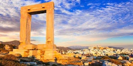 Taste of Naxos - Greek Supper Club tickets