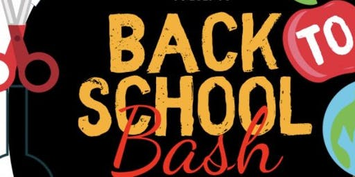 Q's Training Academy Back 2 School Bash