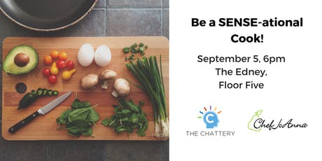 Be a SENSE-ational Cook! tickets
