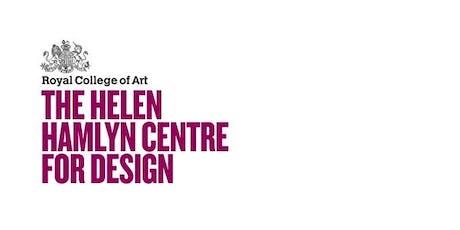 The Helen Hamlyn Research Symposium 2019 tickets