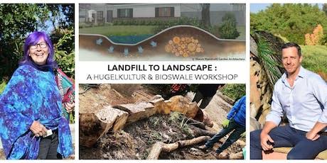 Landfill to Landscape in Altadena: Hands-on Hugelkultur/Bioswale Workshop biglietti