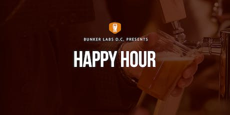 Bunker Labs DC: Happy Hour tickets