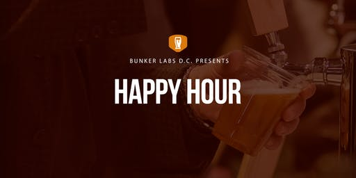 Bunker Labs DC: Happy Hour