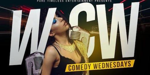 Comedy WCW