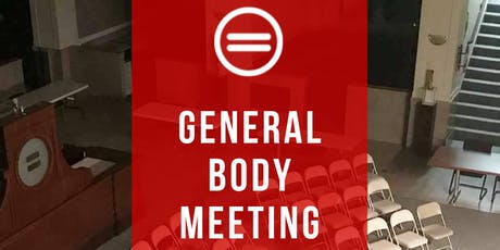HAULYP General Body Meeting tickets