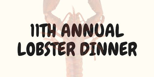 11th Annual Lakehead MBB Lobster Dinner