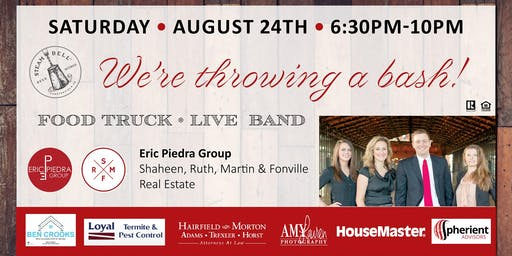 The Eric Piedra Group Client Appreciation Event