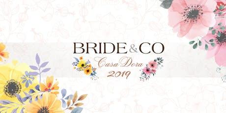 BRIDE & CO. biglietti