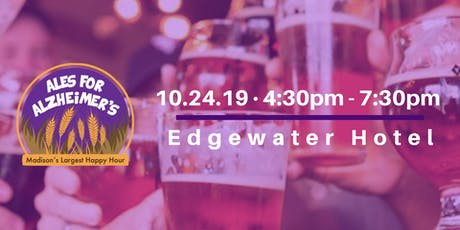 Ales for Alzheimer's - Madison's Largest Happy Hour tickets