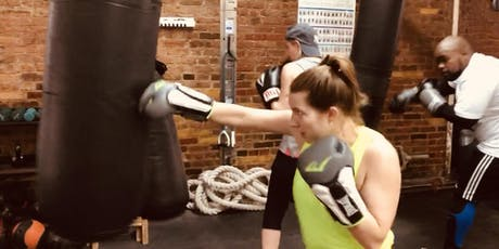 Train like a boxer! tickets