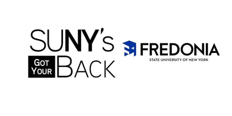 SUNY's Got Your Back At Fredonia  tickets