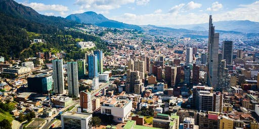 Alumni social and networking event in Bogota