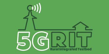 5G Rural Showcase tickets